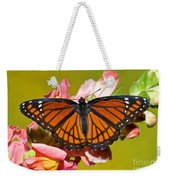 Viceroy Butterfly Weekender Tote Bag