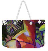 African Forest Weekender Tote Bag by Douglas Simonson