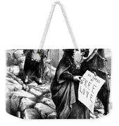 Victoria Claflin Woodhull (1838-1927) Weekender Tote Bag