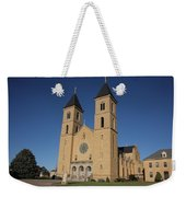 Victoria Kansas - Cathedral Of The Plains Weekender Tote Bag