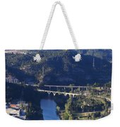 View From Montserrat Mountain Weekender Tote Bag