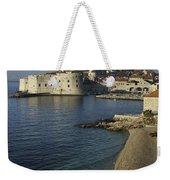 Views Of Dubrovnik Old Town Croatia Weekender Tote Bag