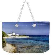 Greek Villa Weekender Tote Bag