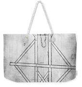 Villard De Honnecourt (c1225-c1250) Weekender Tote Bag