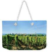 Vineyard, Alsace, France Weekender Tote Bag