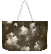 Vintage Floral Background Weekender Tote Bag