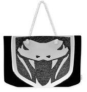 Viper Emblem Weekender Tote Bag