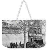 Virginia Slave Dealer Weekender Tote Bag