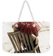 Vision Of A Simple Life Weekender Tote Bag