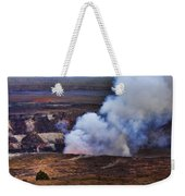 Volcano Crater Big Island Hawaii  Weekender Tote Bag