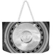 Volkswagen Vw Wheel Emblem Weekender Tote Bag