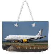 Vueling Airbus A320 Weekender Tote Bag