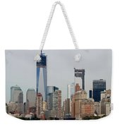 1 W T C And Lower Manhattan Weekender Tote Bag