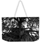 Walking Oak Weekender Tote Bag