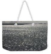 Water And Haze Weekender Tote Bag