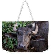 Water Buffalo Weekender Tote Bag