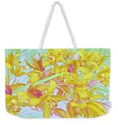 Giggling Watercolor Photography Weekender Tote Bag