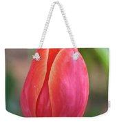 Watermelon Tulip Weekender Tote Bag