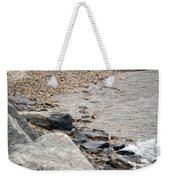 Waters Edge Weekender Tote Bag