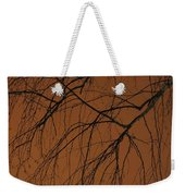 Weeping Birches Weekender Tote Bag