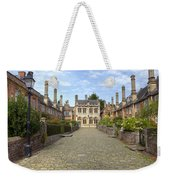 Wells Weekender Tote Bag by Joana Kruse