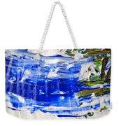 Wet Paint 54 Weekender Tote Bag