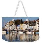 Weymouth In The Water Weekender Tote Bag