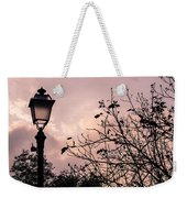 When The Lights Are Down Weekender Tote Bag