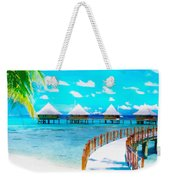White Bay Weekender Tote Bag
