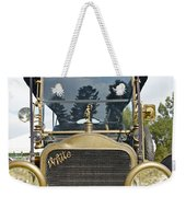 White Motors Weekender Tote Bag