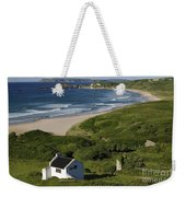 White Park Bay, Ireland Weekender Tote Bag