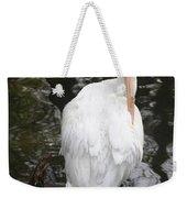 White Pelican Weekender Tote Bag