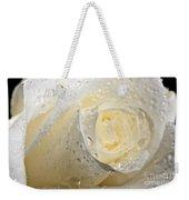 White Roses Weekender Tote Bag