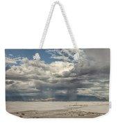 White Sands Rain Weekender Tote Bag
