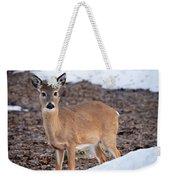 Whitetail Weekender Tote Bag