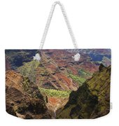 Wiamea Depth Weekender Tote Bag by Mike  Dawson