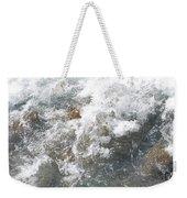 Wild Water Weekender Tote Bag