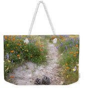 Wildflower Wonderland 11 Weekender Tote Bag