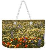 Wildflower Wonderland 9 Weekender Tote Bag
