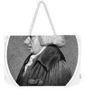 William Cullen (1710-1790) Weekender Tote Bag