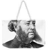 William Henry Vanderbilt (1821-1885) Weekender Tote Bag