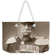 William I Of Prussia (1797-1888) Weekender Tote Bag