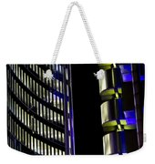 Willis Group And Lloyd's Of London Abstract Weekender Tote Bag