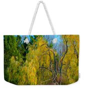 Willow Will Weekender Tote Bag