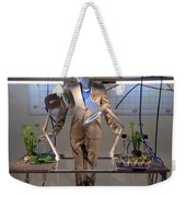 Window Art Weekender Tote Bag