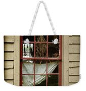 Window - Glimpse Into The Past Weekender Tote Bag