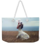 Windy Day Weekender Tote Bag