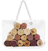 Wine Corks Weekender Tote Bag