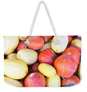 Winter Squash Weekender Tote Bag