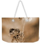 Withering Weed Weekender Tote Bag